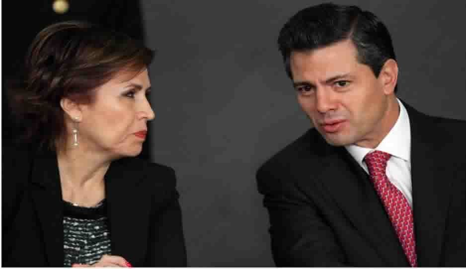 Rosario Robles avisó a Peña Nieto y a Meade sobre irregularidades y desvíos