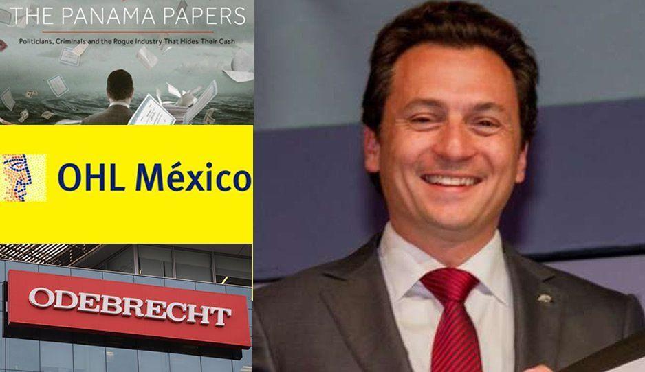 Odebrecht, OHL y Panama Papers, los delitos por los que fue detenido Emilio Lozoya