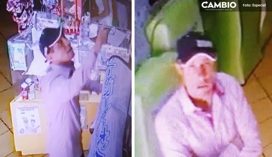Ratero engaña a empleada para robarle el celular en Atlixco