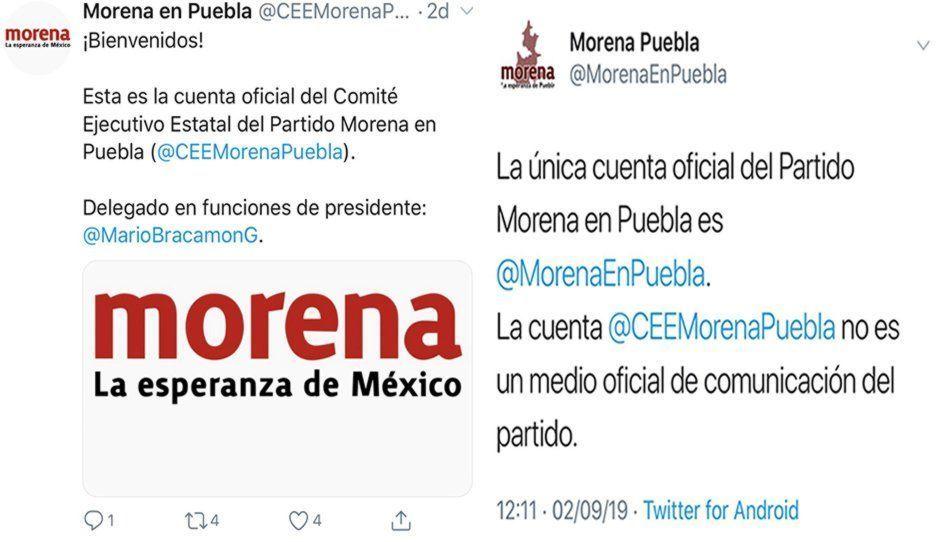 Morenistas se destrozan al interior del partido, ahora por el control de las redes sociales