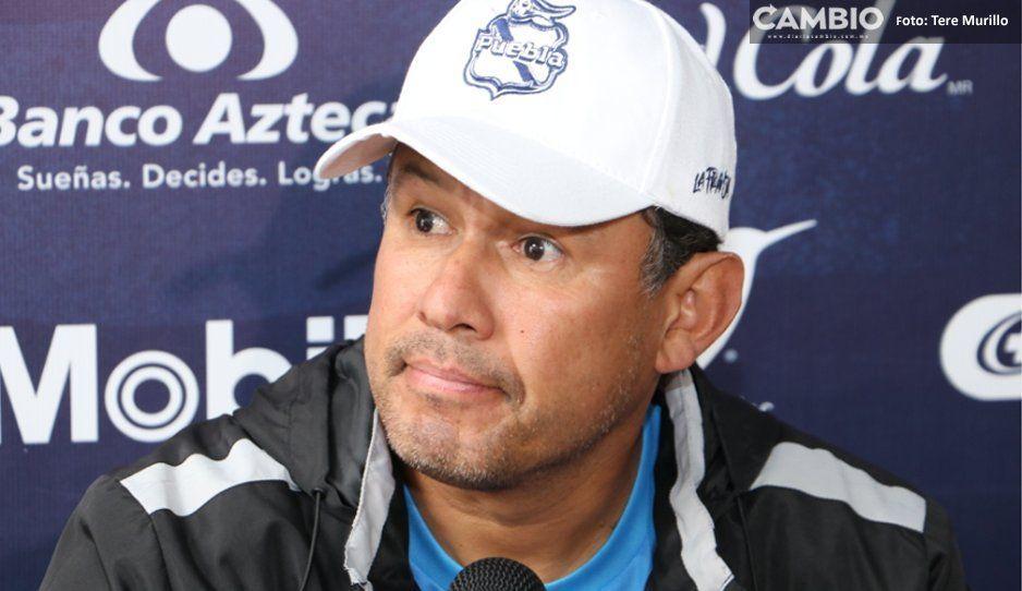Nadie se acuerda del Chelís: DT del Club Puebla festeja que el equipo ya funcione mejor