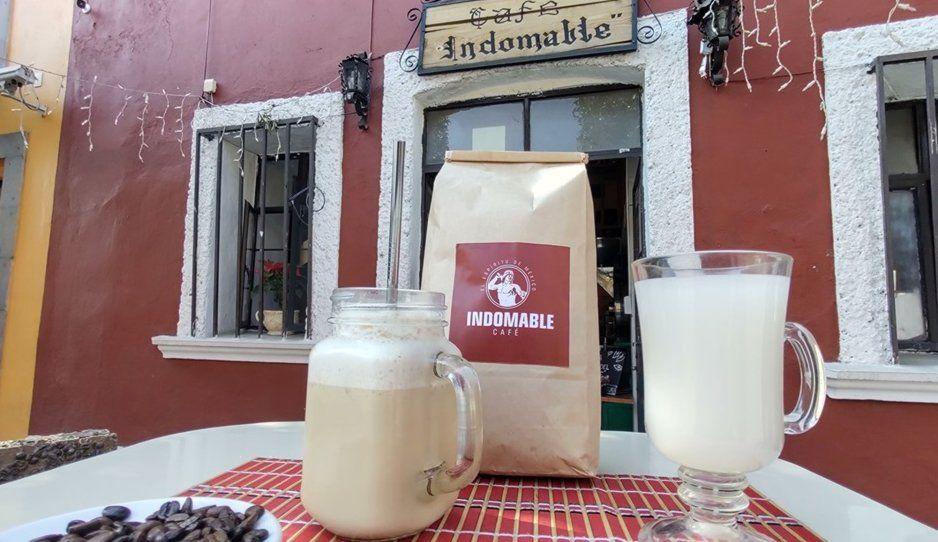 Tlaxcaltecas lanzan el innovador Frappé de Pulque