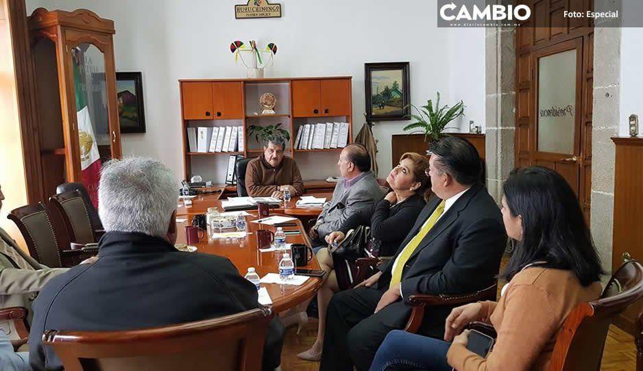 Alcalde hizo lo que su 'conciencia  le dictó' con basura de Huauchinango