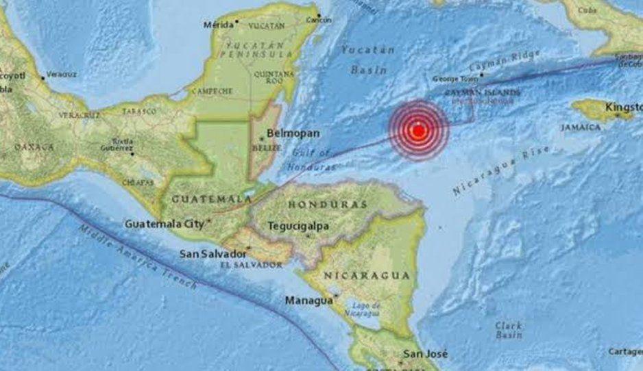 Alerta de tsunami para Cuba y Jamaica por terremoto de 7.7 en el Caribe