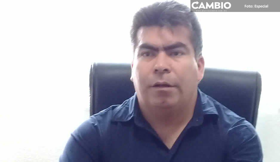 Director de Seguridad Pública de Texmelucan exhorta a la población a denunciar los delitos