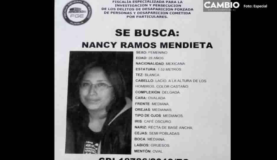 ¡Ayuda a localizarla! Nancy Ramos de 28 años desapareció en calles de Puebla