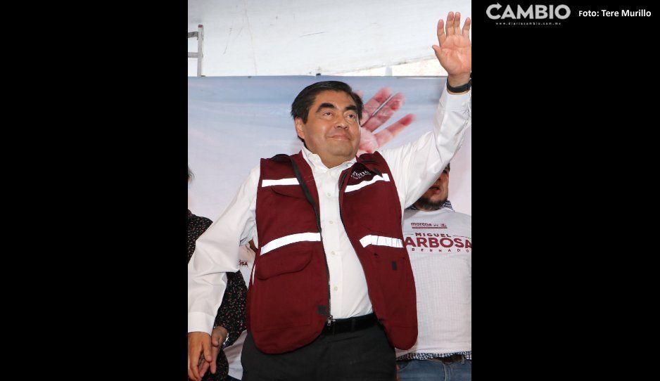 Barbosa revisará calidad de uniformes antes de repartirlos: niños merecen un trato digno