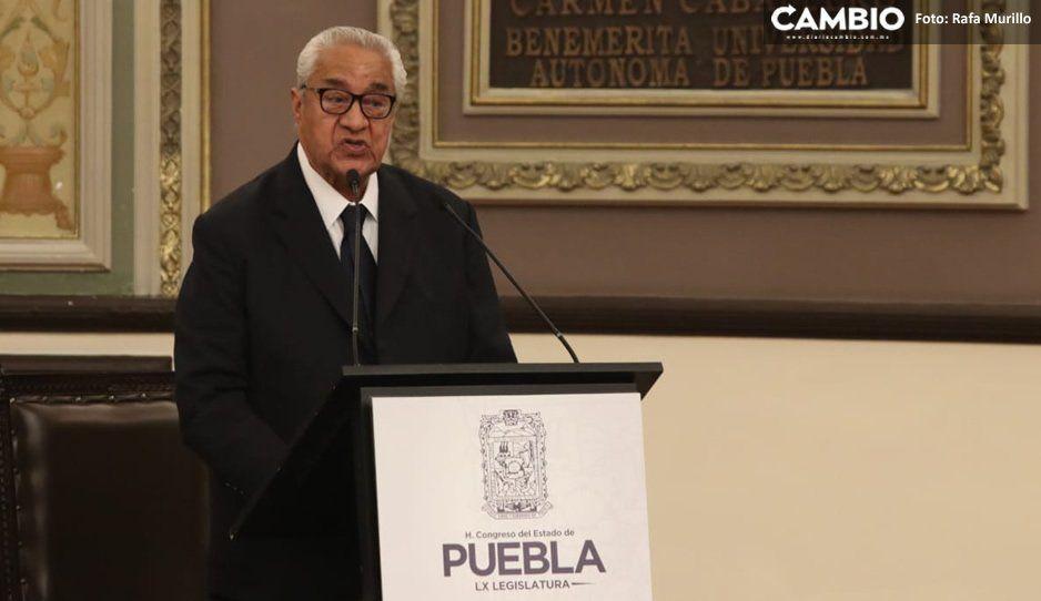 Logramos unir todas las voces para sacar adelante temas prioritarios de Puebla: Pacheco Pulido