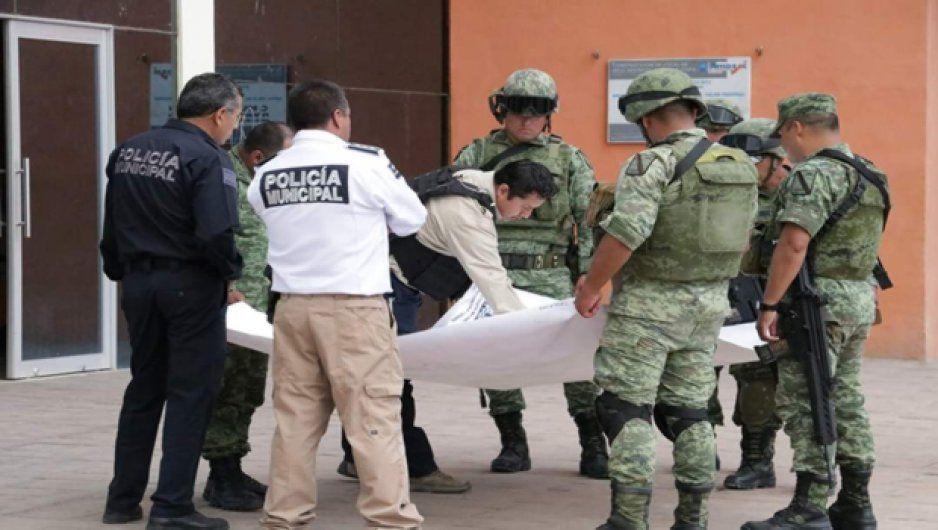 En medio de la parálisis de seguridad que vive Amozoc, arriba la Guardia Nacional