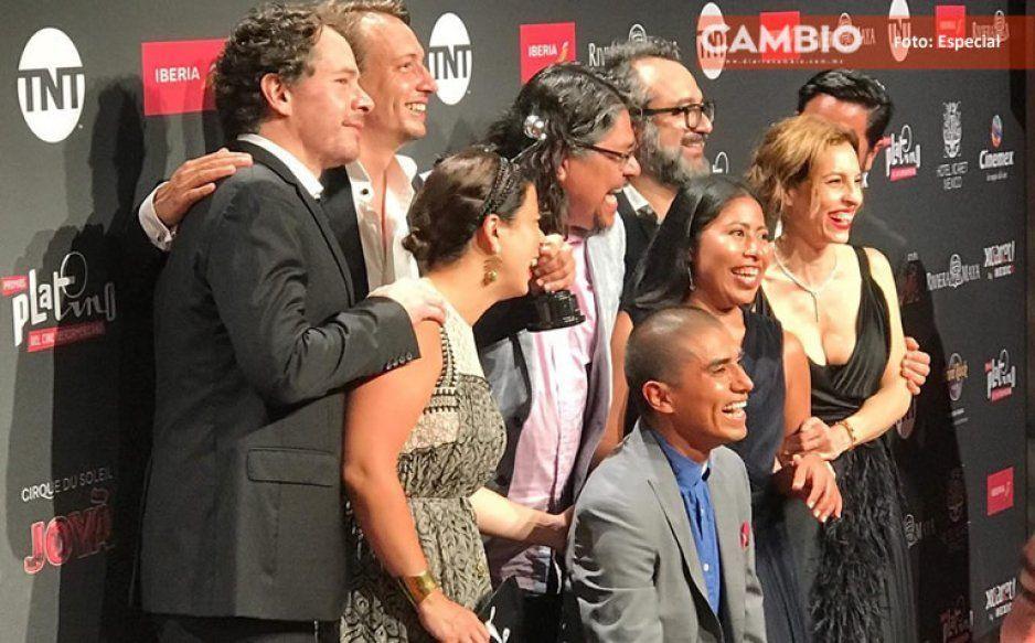 Roma, de Alfonso Cuarón, suma cinco reconocimientos tras ganar premios Platino
