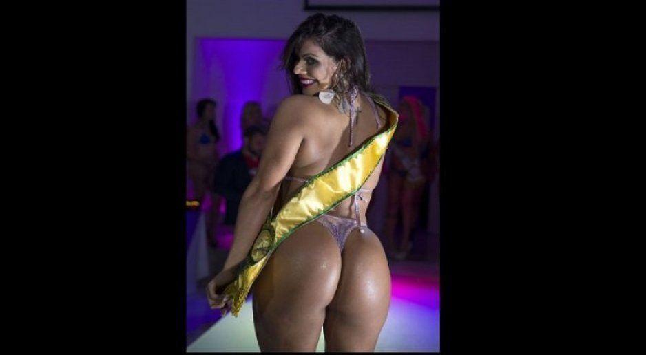 Conoce a las primeras candidatas a Miss Bumbum 2019, el mejor trasero del mundo (FOTOS)
