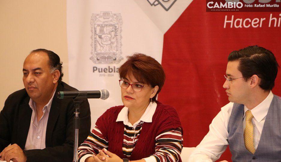 Gobierno de Barbosa fusiona íconos  poblanos para su imagen institucional