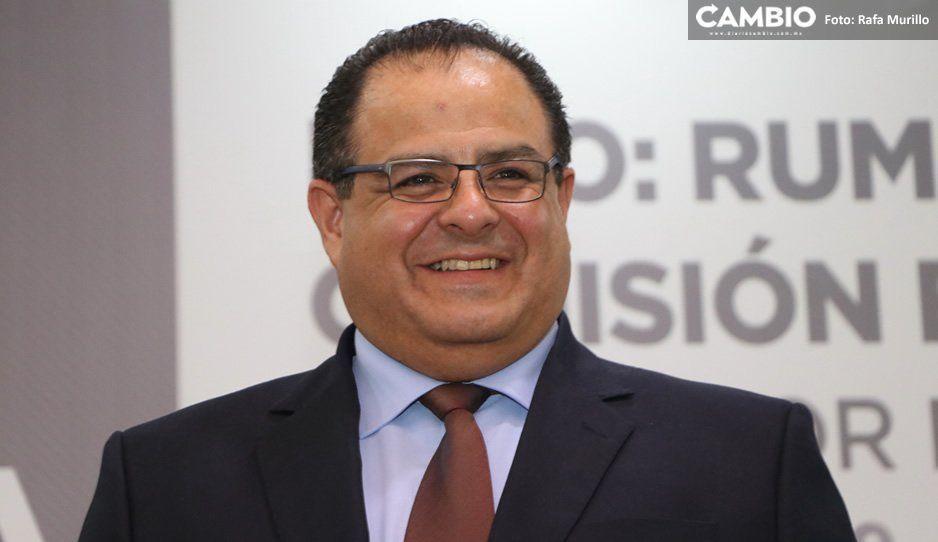 Ex funcionario en la administración de Pacheco Pulido se registra como candidato a la presidencia de la CDH