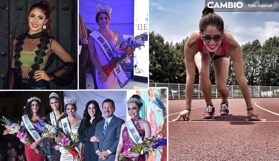 Conoce a Karla Daniela Rodríguez, reina de la Feria de San Pedro Cholula (FOTOS)