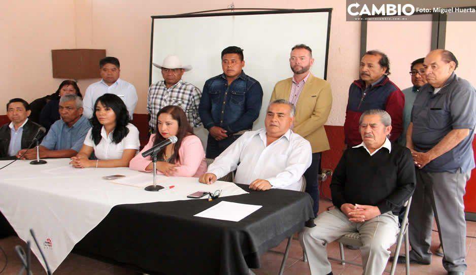 Consejeros del PAN repudian candidatura de La Generala, exigen consulta a las bases