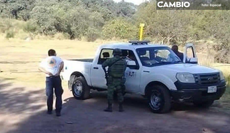 Presidente auxiliar de Coronango denuncia robo… y lo detienen a él