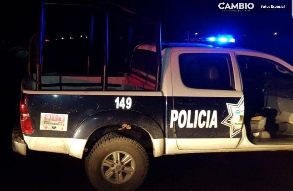 ¡Rescatado por la policía! Delincuente se salva de ser linchado en Libres