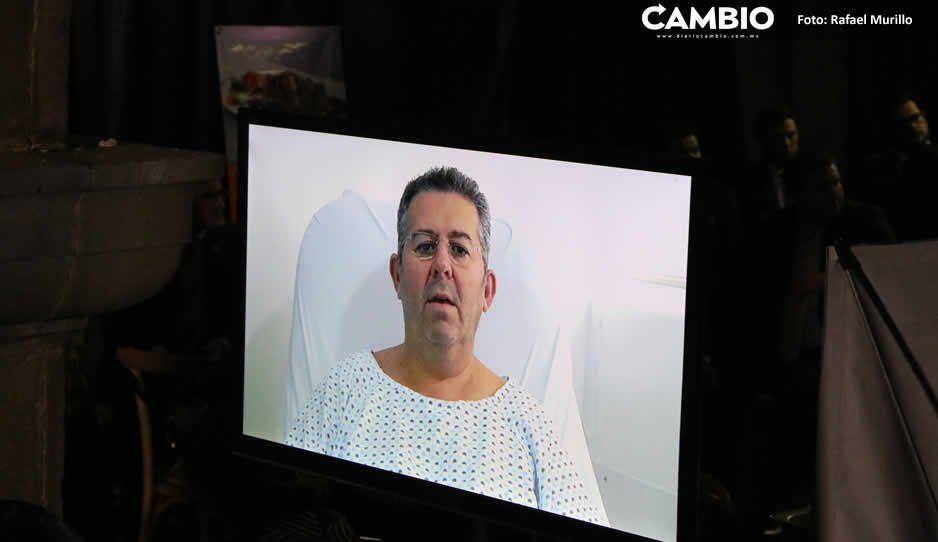 Neumonía impide a Fernando Treviño acudir al 85 Aniversario de Coparmex