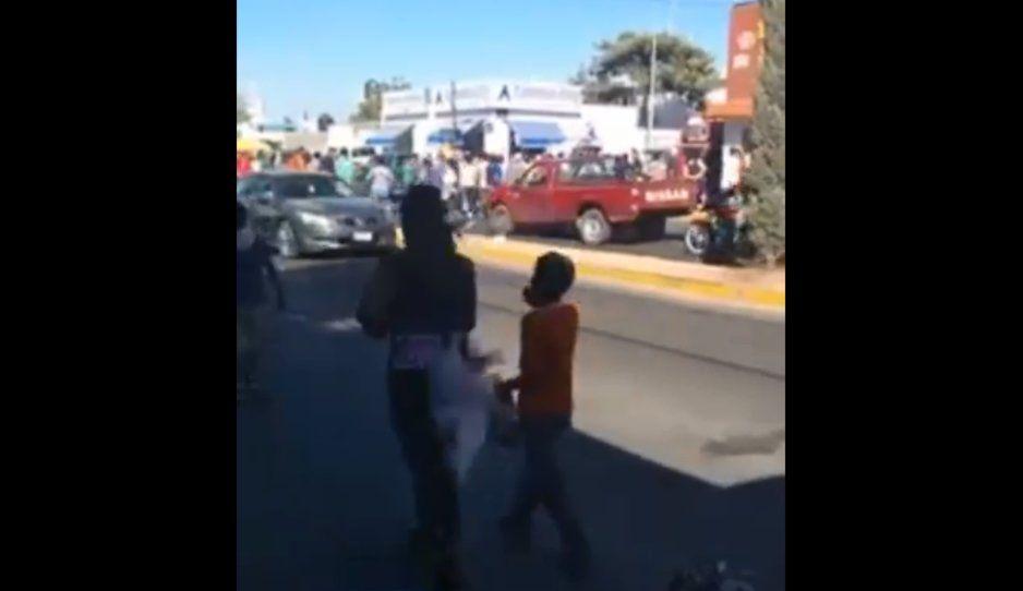 Fiscalía descarta levantón en Tianguis de San Isidro
