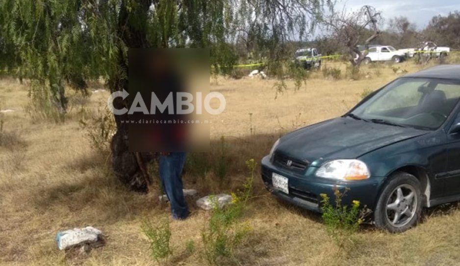 Policía municipal de Mixtla se suicida colgándose de un árbol