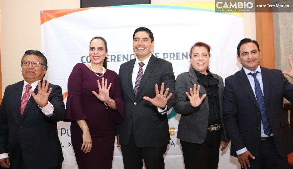 Diputados de MC, PRD y CPP hacen su luchita y critican reformas de Morena al Legislativo