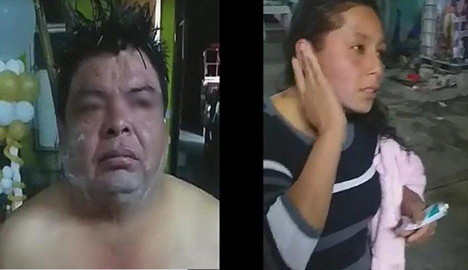 Acusan a Guardia Nacional de arrojar gas pimienta durante Feria en Tlanepantla (VIDEO)