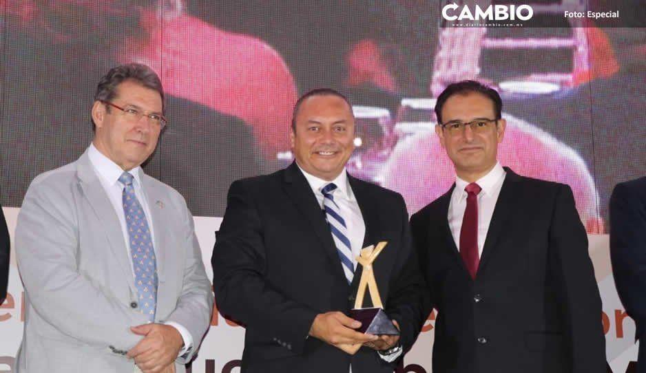 Conceden a Atlixco premio por proyecto de la Federación Nacional de Municipios de México