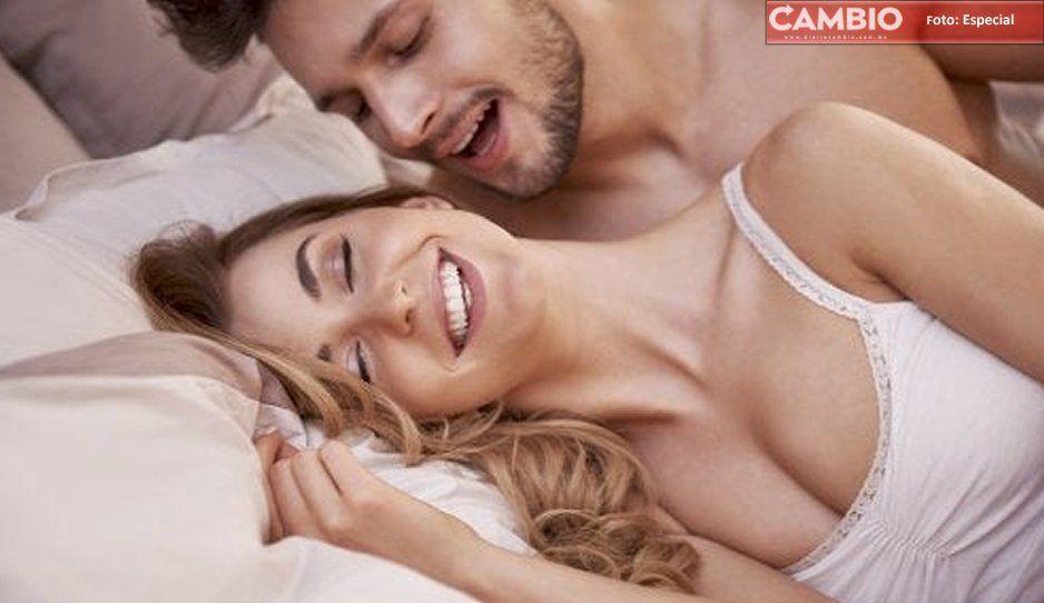 Para luchar contra la influenza éste es el mejor remedio es… ¡tener sexo!