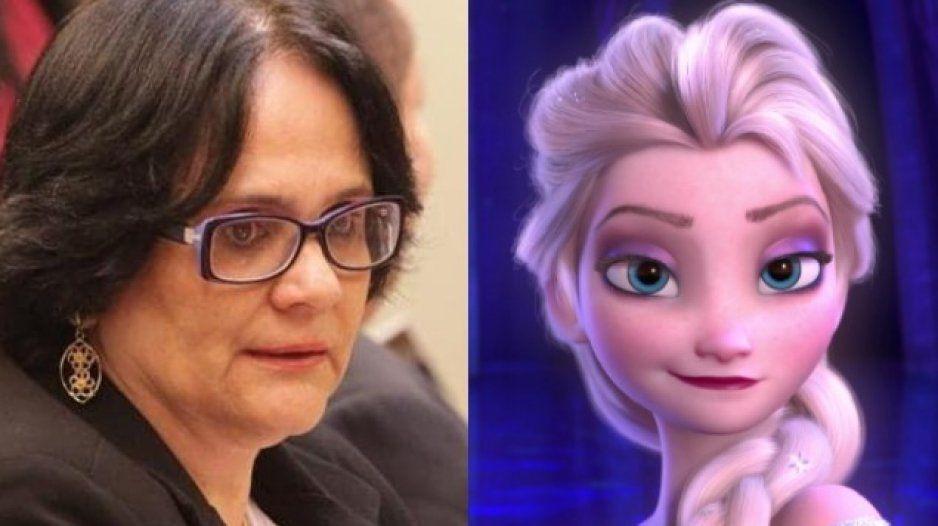 VIDEO: Frozen hace a las niñas lesbianas según la ministra de Brasil