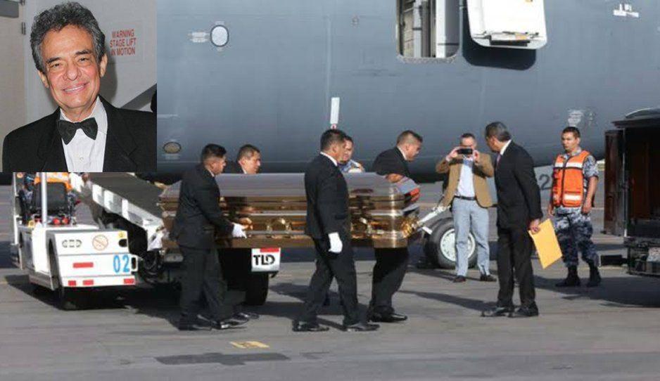 Gobierno de AMLO gastó 1.2 millones de pesos por traer las cenizas de José José a México