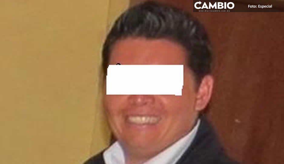 Tiran a pozo cuerpo del delegado de Gobernación en Huejotzingo