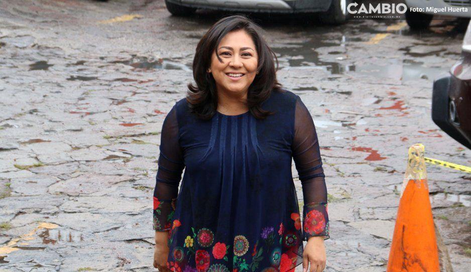 Nadia se acuerda del helicopterazo, acusa a Comisión Especial de no sesionar hace meses
