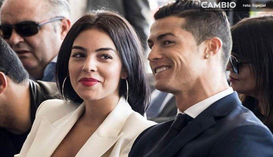 Cristiano Ronaldo y Georgina Rodríguez, ¡listos para el altar!