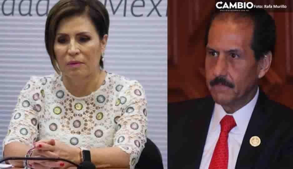 Rosario Robles buscó a la BUAP para participar en la Estafa Maestra, afirma Esparza Ortiz