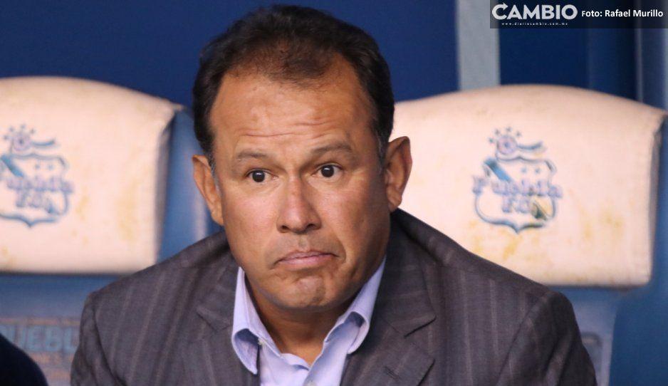 A falta de liguilla, el Club Puebla debe enfocarse en la Copa: Reynoso