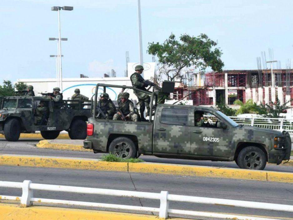 ¡Prepárate Chapito! Envían 230 militares de élite y Fuerza Aérea a Culiacán tras megabalacera