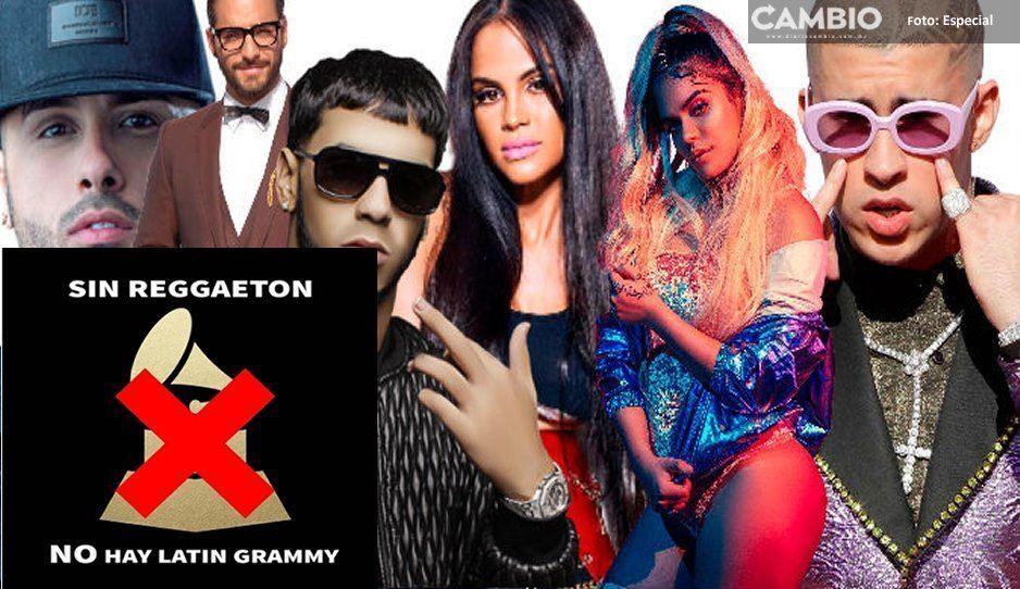 Sin reggaetón no hay Latin Grammy: Reguetoneros quieren sabotear los Grammys