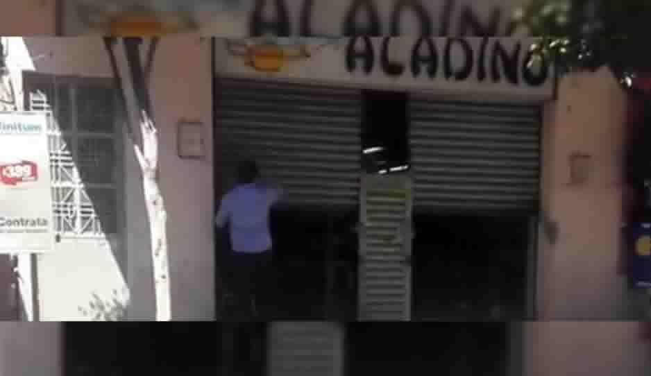 """Asaltan joyería """"Aladino"""" en el centro de Tehuacán"""