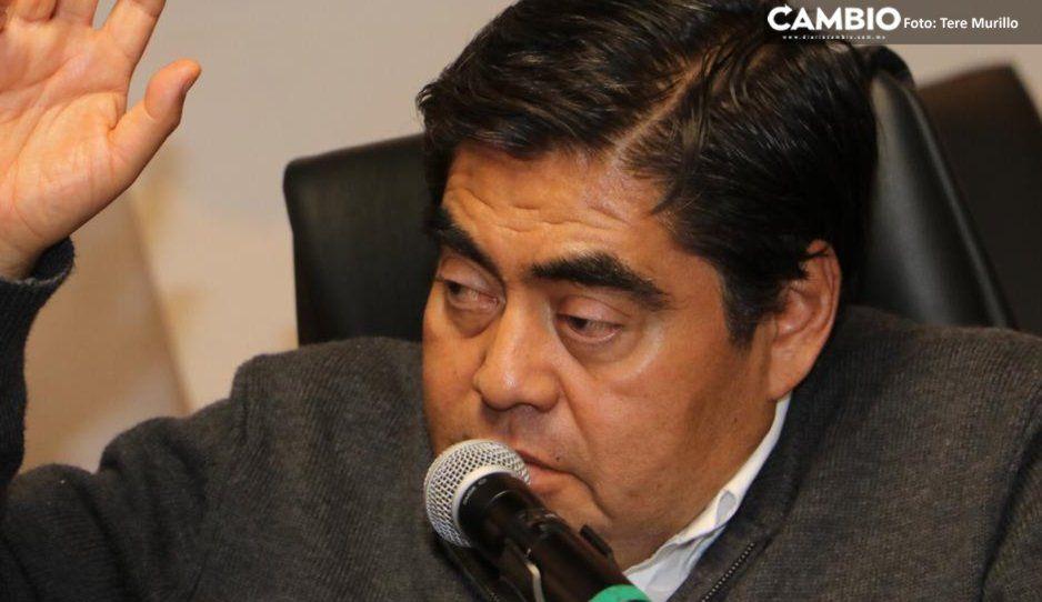 Presupuesto para seguridad es histórico: Barbosa responde a diputados de MC