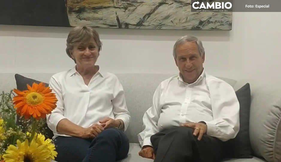 Hasta en el último minuto de campaña, Enrique Cárdenas reniega de los partidos
