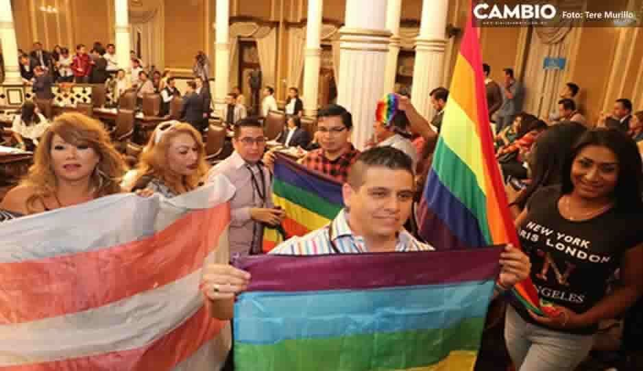 Diputados aprueban por unanimidad que el 17 de mayo sea el día estatal contra la homofobia