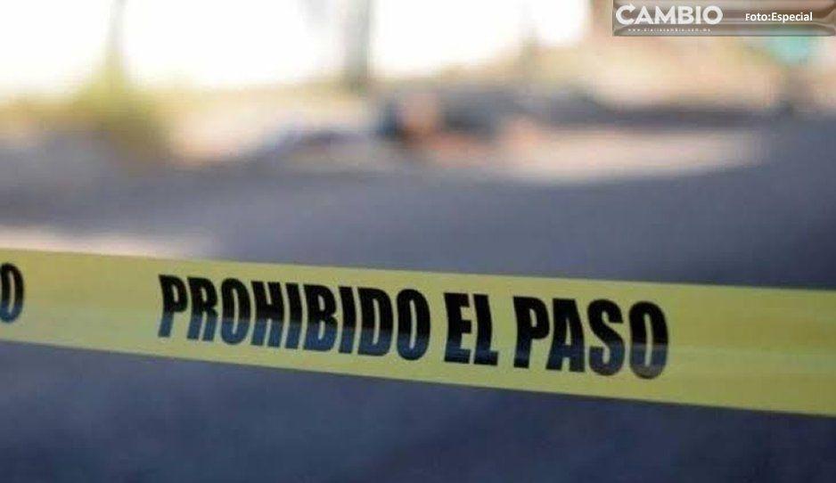 Ejecutan a hombre en calles de Xalmimilulco en Huejotzingo