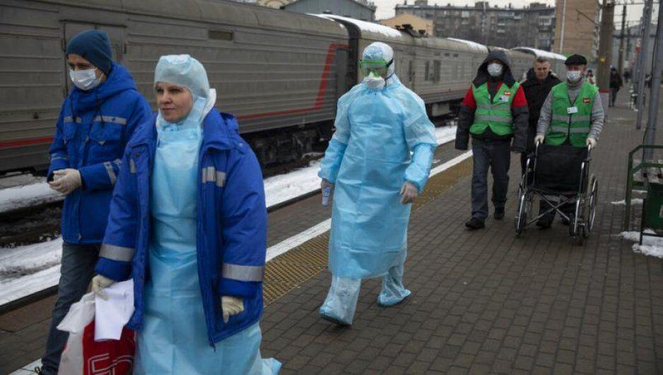 Rusia confirma primeros casos de Coronavirus