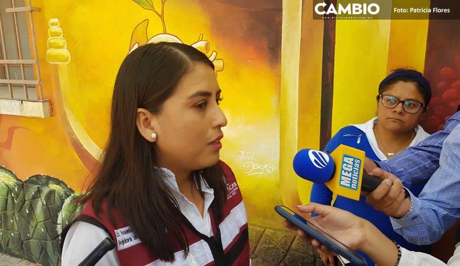 Regidora de Tehuacán lo vuelve a hacer: no se  acuerda quién autorizó renta por 43 mil pesos (VIDEO)
