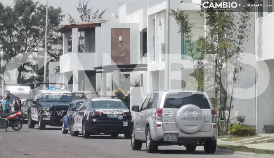 Ex marino se suicida en su casa de Lomas del Valle, su hijo lo encuentra con un disparo en la cabeza