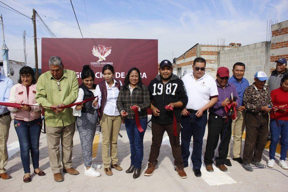 Ayuntamiento de Cuautlancingo destinó 101 millones de pesos para obras públicas