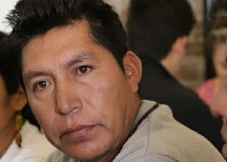 Adelantan audiencia del activista Miguel López Vega