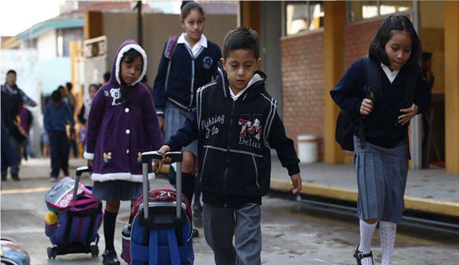 ¡Adiós escuela! Este viernes inician vacaciones más de un millón 677 alumnos poblanos