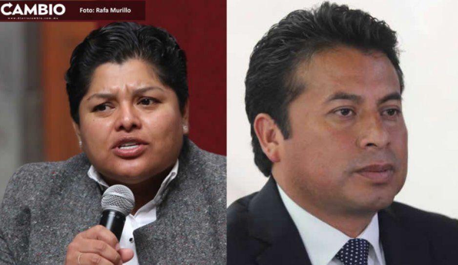 Contraataca Karina Pérez: exhibe sueldazo y bonos de Leoncio Paisano de 5.5 millones