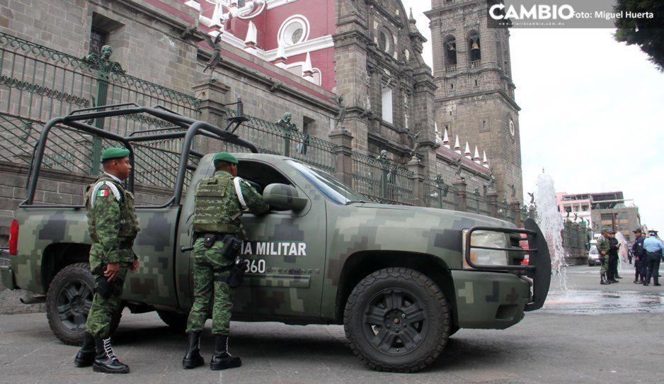 Desde hoy, Guardia Nacional estará en los 8 estados más violentos y no incluye Puebla